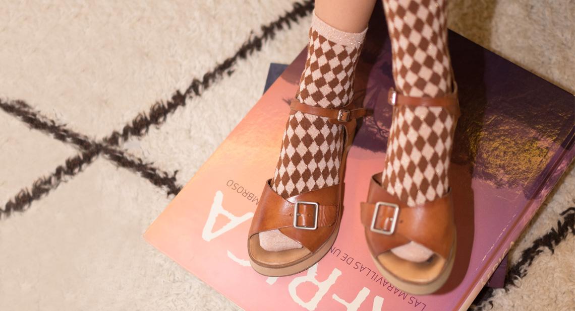 calcetines-arlequin-rombos-marron
